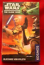 Star Wars The Clone Wars/ Blockade von Ryloth/ Spiel/ OVP/ 6+
