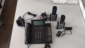 Auerswald COMpact 5020 VoIP Telefonanlage + DECT + 2x ISDN + COMfortel 2500