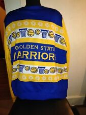 NBA Golden State Warriors Ugly Christmas Sweater Size Medium