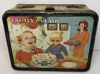 Vintage 1969 Family Affair Lunch Box NO Thermos