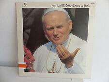 JEAN PAUL II à Notre Dame de Paris FY 094