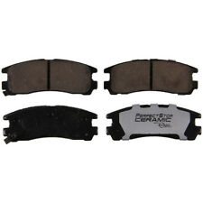 Disc Brake Pad-Brake Pads Perfect Stop PC383