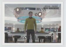 2014 Star Trek: Into Darkness #64 Admiral Marcus makes a formal entry Card 0a1