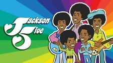 Jackson 5ive: The Completed Animated Series (DVD, 2013, 5-Disc Set)