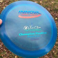 Innova 150 Class Champion Firebird Disc Golf Distance Driver Rainbow Stamp!