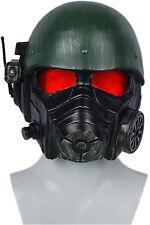 Veteran Ranger Helmet Riot Armor Mask Fallout 4 Halloween Cosplay Props Game