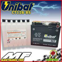 Batería UNIBAT CT12B-BS-11AH No Mantenimiento Moto Guzzi V10 Centauro 1000