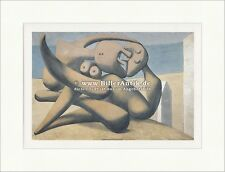 Figures by the Sea Lovers Erotic Sensuality Beach Pablo Picasso 056