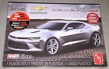 AMT 2016 Chevy Camaro SS Snap 1/25 plastic model car kit new 982