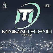 Minimal Techno Trax von Various Artists (2017)