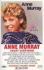 ANNE MURRAY- Heart Over Mind CASSETTE