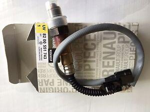 Oxygen Sensor Genuine Renault 8200551743, 0258006953 LAMBDASONDE
