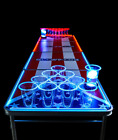 NEW GlowPong Patriotic America Beer Pong Glowing Game Table Independence Day USA