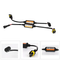 9005/9006/9012 Led Headlight Canbus Error Anti Flicker Resistor Light Decoder LI