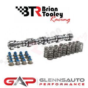 Brian Tooley Racing (BTR) Stage 4 LS Truck Cam Kit-Silverado/Sierra 4.8/5.3/6.0