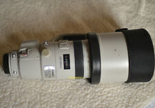 Canon EF 200-400mm f/4 L IS USM with Internal 1.4x Extender