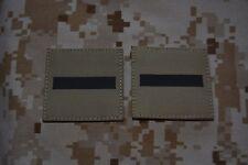 G07 grades militaires basse visibilité galons Armée Française insignes Airsoft