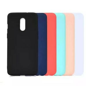 For Nokia 6 7 Plus 8 X6 TPU Silicone Gel Rubber Phone Case