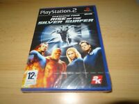 Fantastic 4: Rise of the Silver Surfer Sony PlayStation 2 NEW SEALED UK PAL ps2