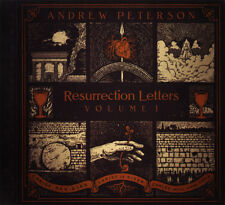 Andrew Peterson- Resurrection Letters, Vol 1 [Deluxe Edition] CD 2018 ** NEW **