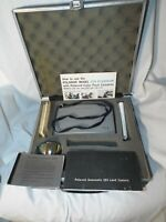 Vintage Polaroid Land Camera, Automatic 103 in Case, w/Instructions and Flashgun