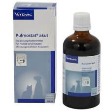 Pulmostat akut (0.18 EUR/ml)  neu Hund Husten Atemgeräusche