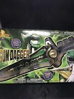 Bandai Legacy Dragon Dagger Mighty Morphin Series Kid Play Gift - Green
