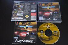 Total Driving Spiel Playstation one ps1 guter Zustand HANDBUCH PAL UK
