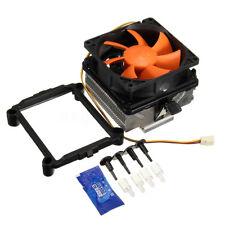 Aluminum CPU Cooler Fan Heatsink for Intel LGA775/1156/1155 AMD 54/939/940/AM2