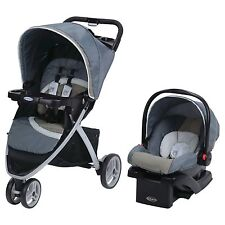 Graco Pace Click Connect Travel System Kodiak