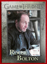 GAME OF THRONES - Season 5 - Card #53 - ROOSE BOLTON - Rittenhouse 2016