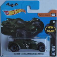 Hot Wheels - Batman : Arkham Knight Batmobile olivgrün Neu/OVP