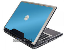 SKY BLUE Vinyl Lid Skin Cover Decal fits Dell Precision M90 M6300 Laptop