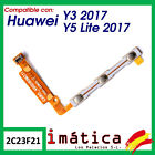 Cable Flex Button Of On Volume For Huawei Y3 2017 Y5 Lite Buttons Power