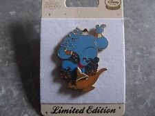 DISNEY STORE EUROPE PIN GENIE COMING OUT OF MAGIC LAMP LE 200 ALADDIN