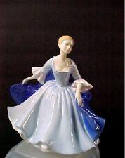 "Royal Doulton Figuriine Dulcie Hn 2305 7-1/4"" Tall Mint Condition"
