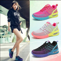 Women's  Sneakers Outdoor Casual Breathable Shoes Athletic Running Sports Flats