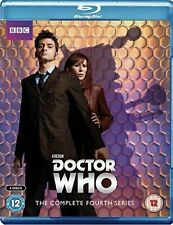 Doctor Who : Series 4 (Blu-ray, 2013, 4-Disc Set)