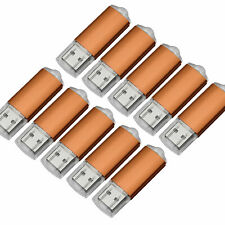 10 Pack 16GB USB Flash Drives Memory Sticks Storage Thumb Drive Pen Drives 2.0