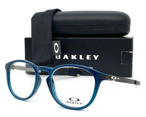 Oakley Pitchman OX8105-0850 Polished Aurora / Demo Lens 50mm Eyeglasses
