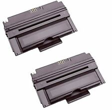 2-Pk/Pack 1815 310-7945 Black Compatible Toner Cartridge For Dell 1815 1815dn