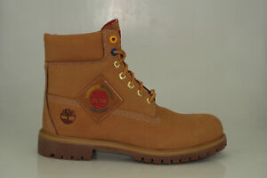 Timberland 6 Inch Premium Boots Waterproof Lace up Boots Men Boots