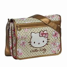 Sac Besace À Rabat Hello Kitty - Magnolia