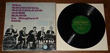"ORIGINAL DIXIELAND JAZZ BAND IN ENGLAND 1919 ~ UK COLUMBIA MONO 10"" LP 1954"