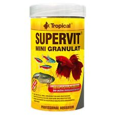 Tropical Supervit Mini Granulat 250ml - 162g - .5mm Pellet Food
