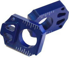 Works Connection | Axle Block Honda Blue | 17010 Aduster Blocks 17-010 34-3310