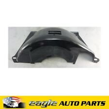 Chev Engines To Turbo 350 Turbo 400 Transmission Black Dust Cover # S9588BK