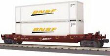MTH Train O Scale Husky Stack BNSF 30-76392 NRFB