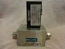 OMEGA ENGINEERING FMA-876-1 NON-LINEAR 200 PSI SOLENOID VALVE