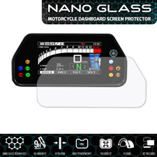 Yamaha MT10SP/FZ10SP 2017+ NANO GLASS Armaturenbrett Displayschutzfolie